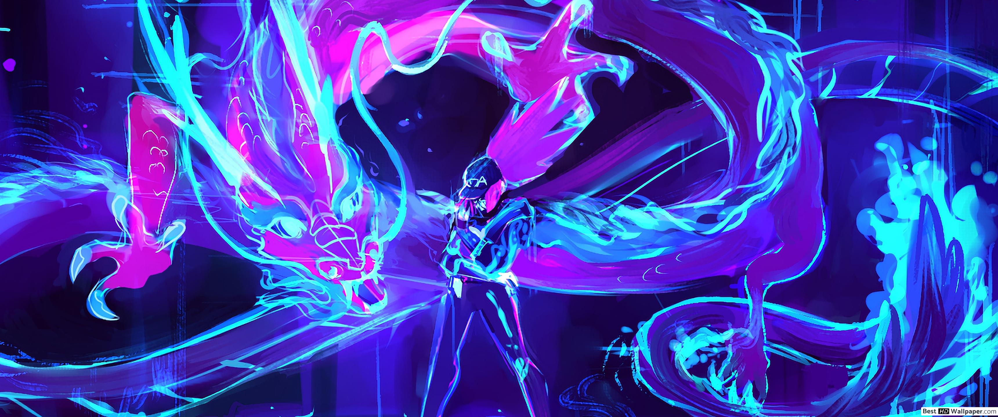 Gaming Neon Wallpapers - Wallpaper Cave