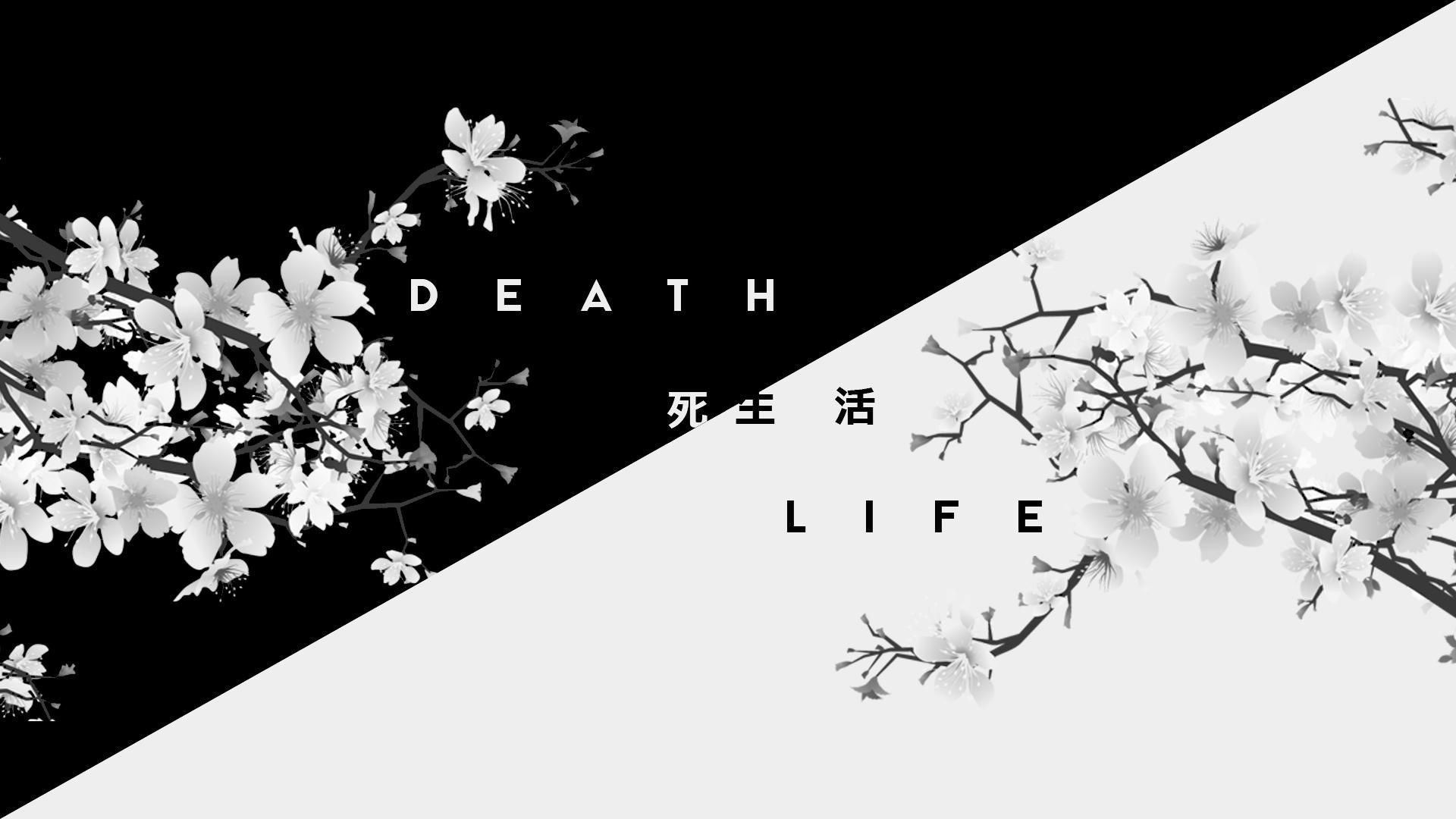 black and white aesthetic anime hd wallpapers