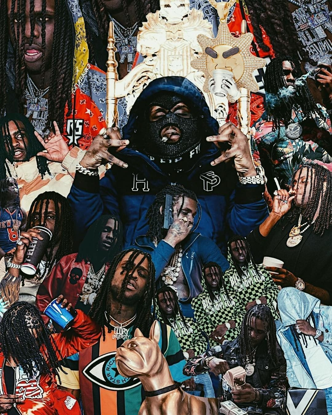 Drill Music Wallpapers Wallpaper Cave
