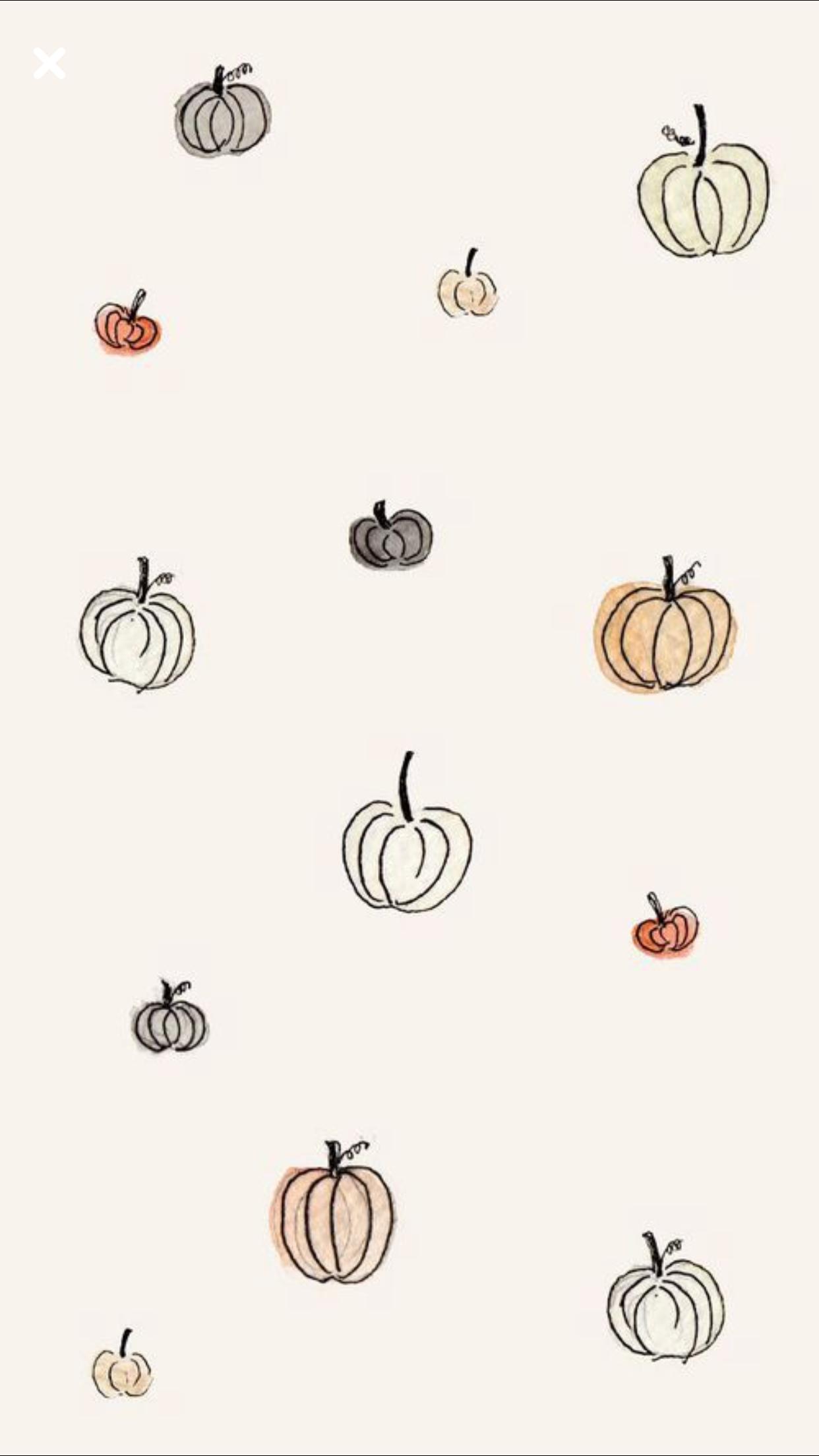 Minimalism Autumn Wallpapers Wallpaper Cave