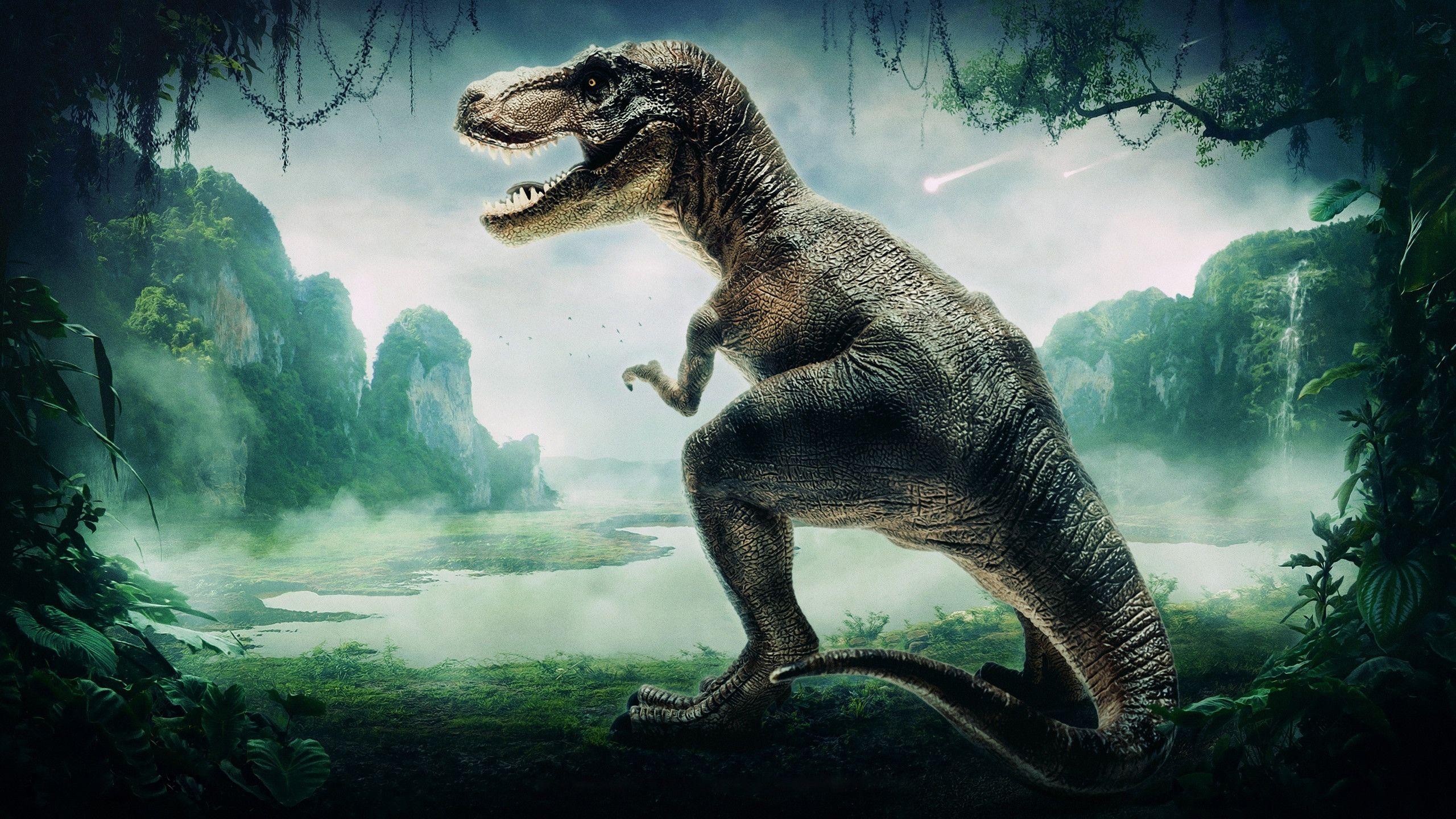 Dinosaurs Background 8