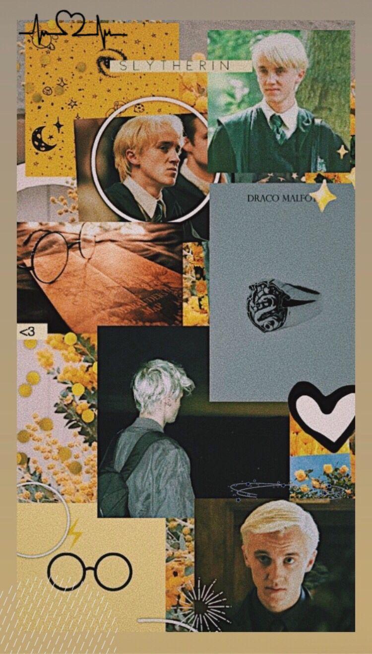 draco malfoy aesthetics wallpapers