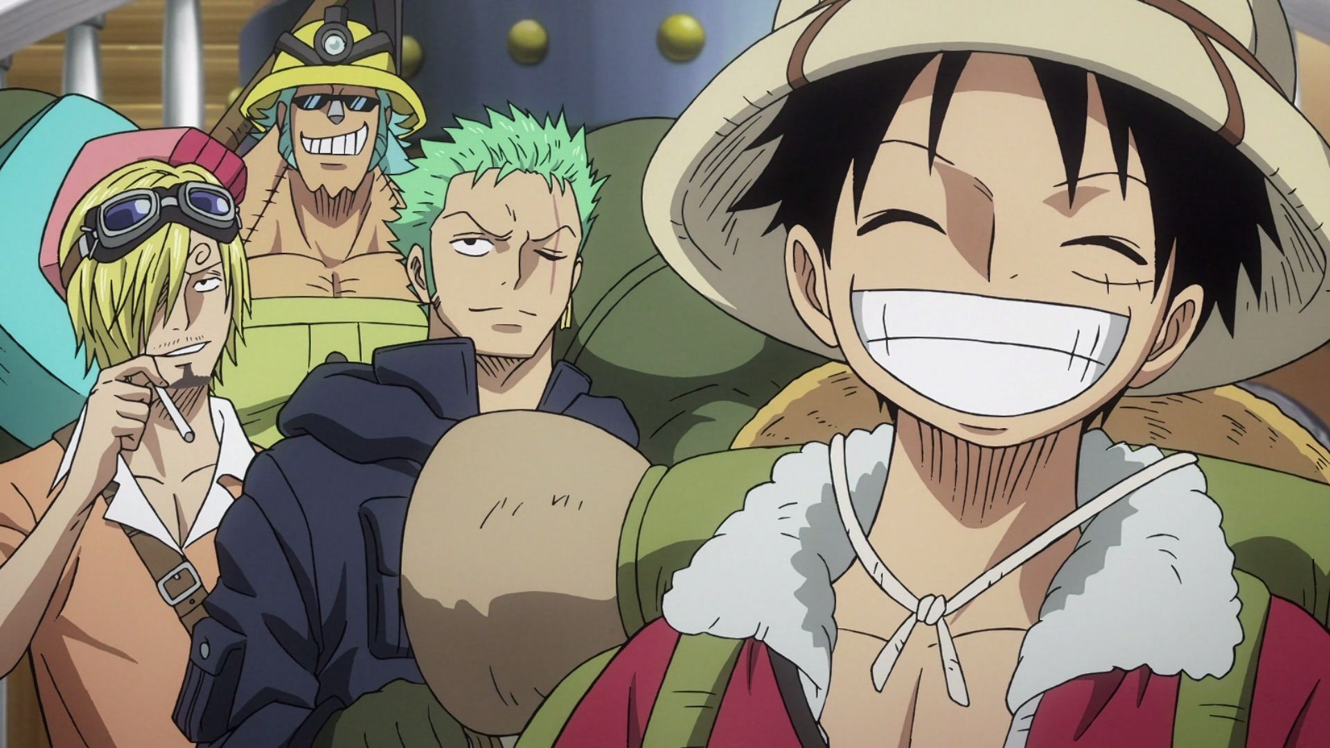 One Piece Gold Wallpapers Wallpaper Cave
