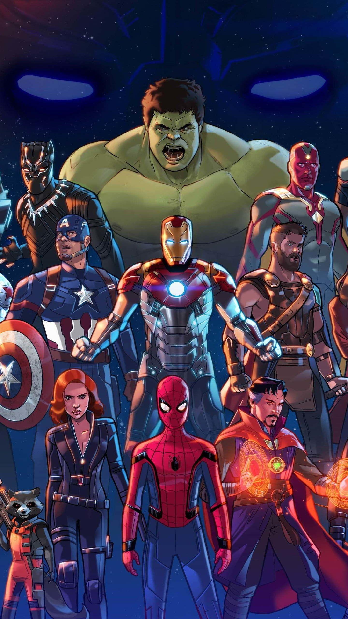 Marvel Universen
