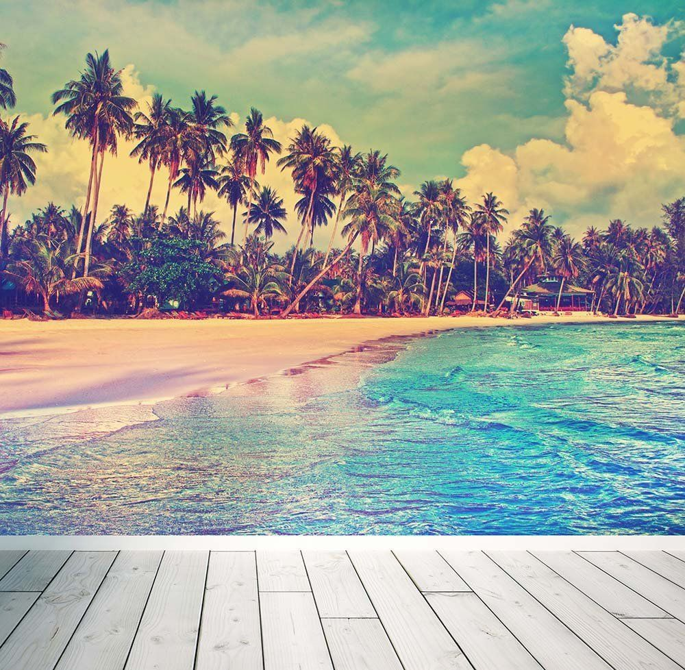 Beach Vintage Wallpapers - Wallpaper Cave