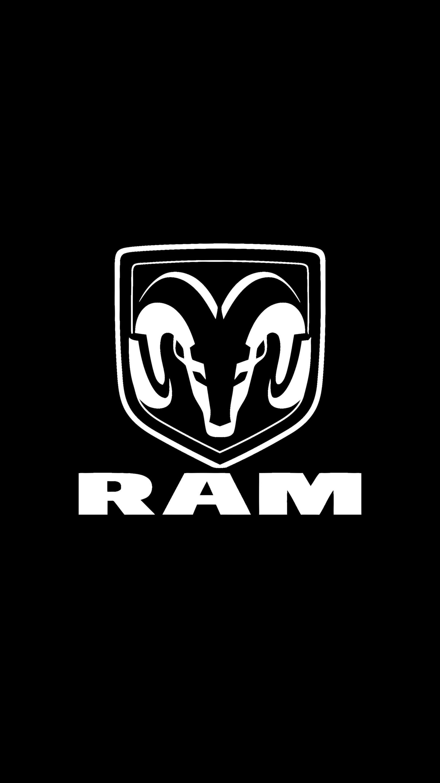 Dodge Ram Logo Wallpapers Wallpaper Cave