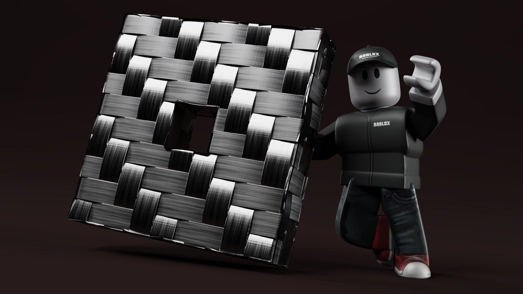 Black Roblox Wallpapers - Wallpaper Cave
