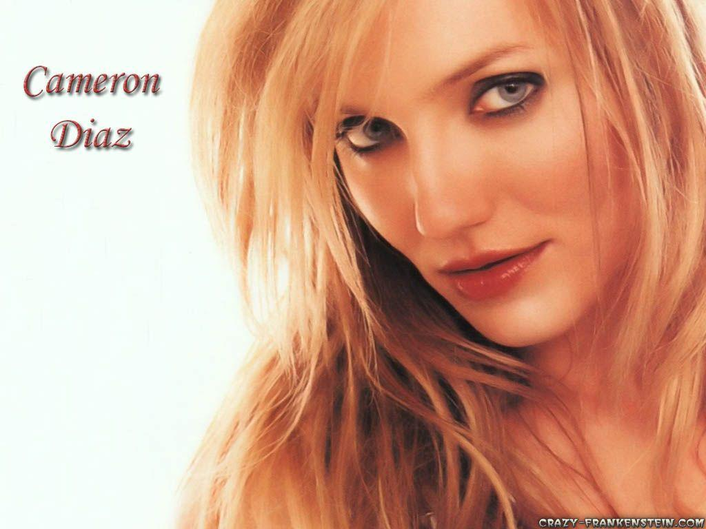 Cameron Diaz wallpapers - Female celebrity - Crazy Frankenstein