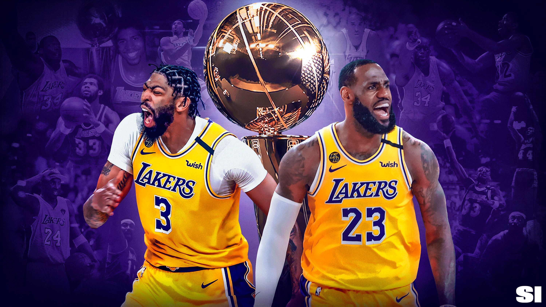 Los Angeles Lakers NBA Champions 2020 Wallpapers