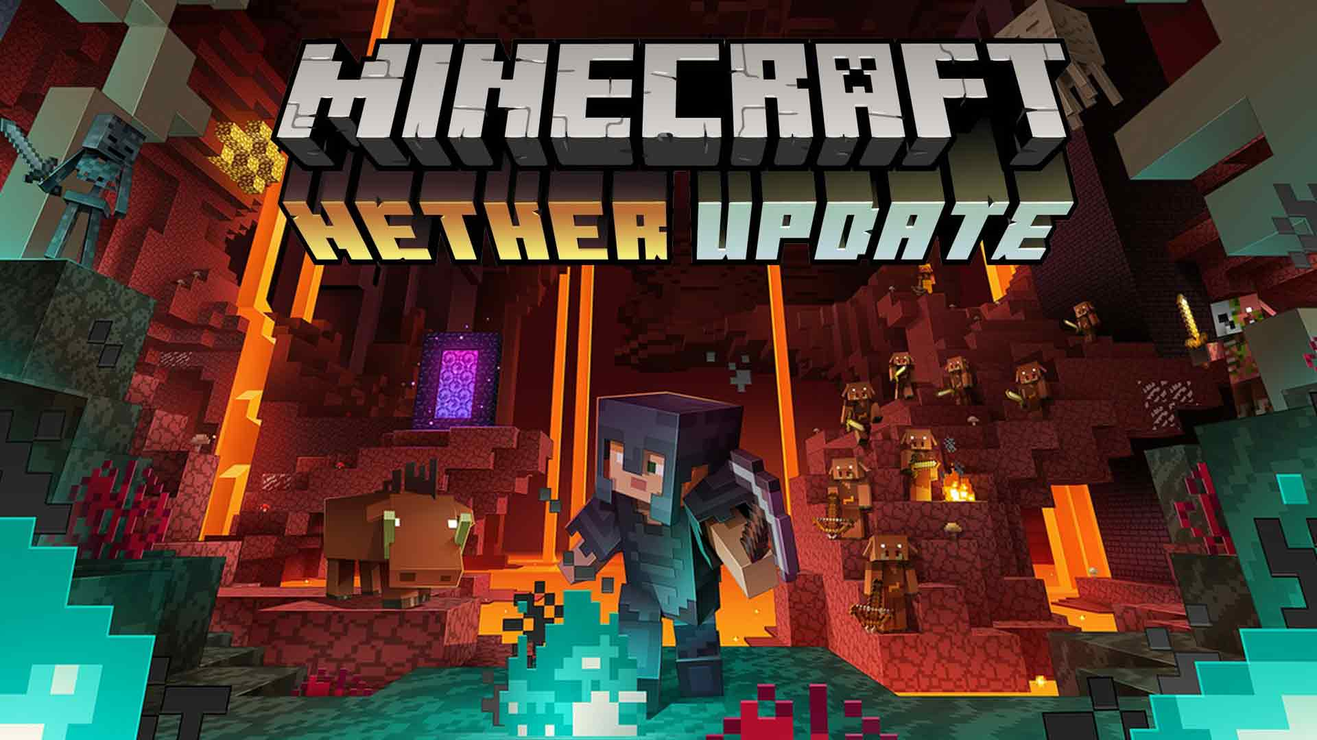 Minecraft: Nether Update Wallpapers - Wallpaper Cave