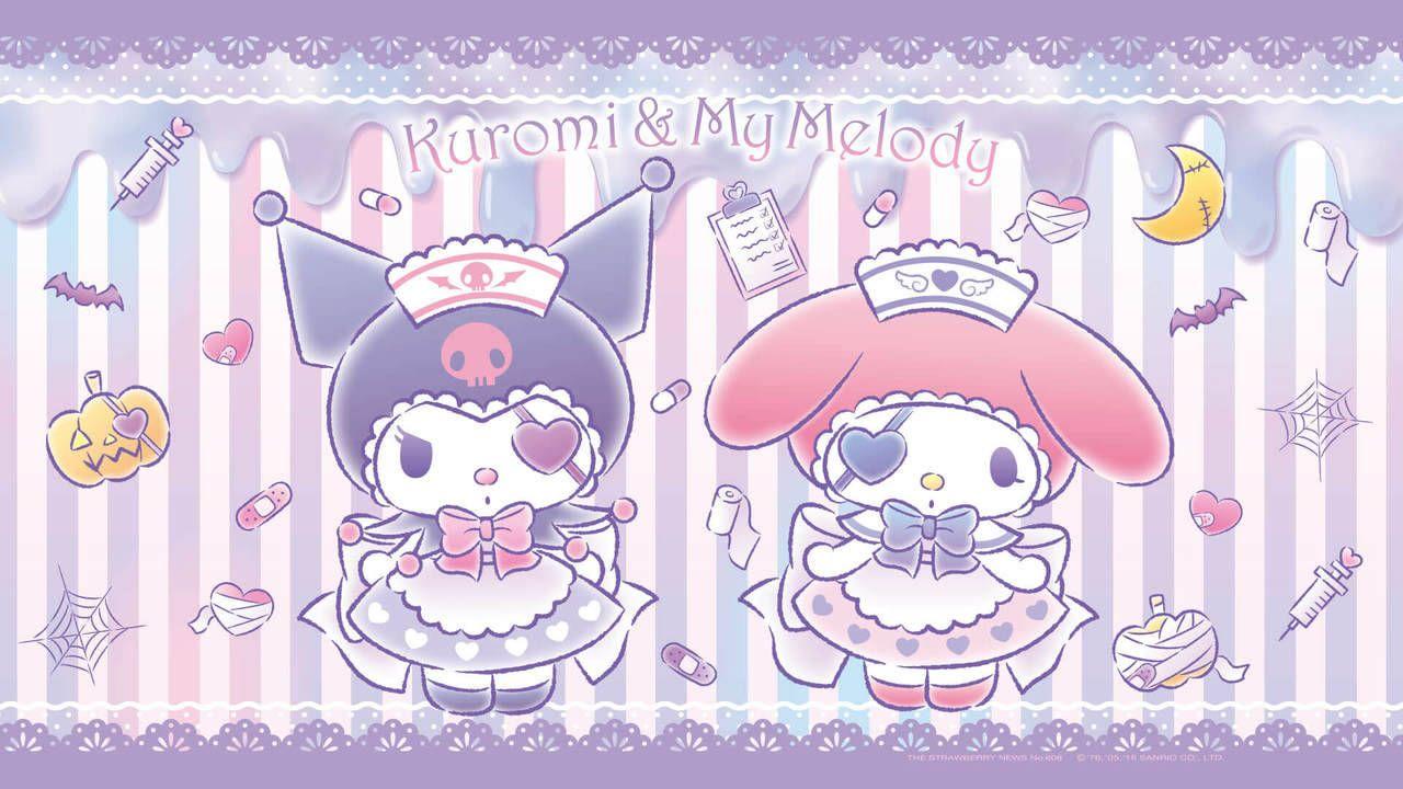 Halloween Kuromi Wallpapers Wallpaper Cave
