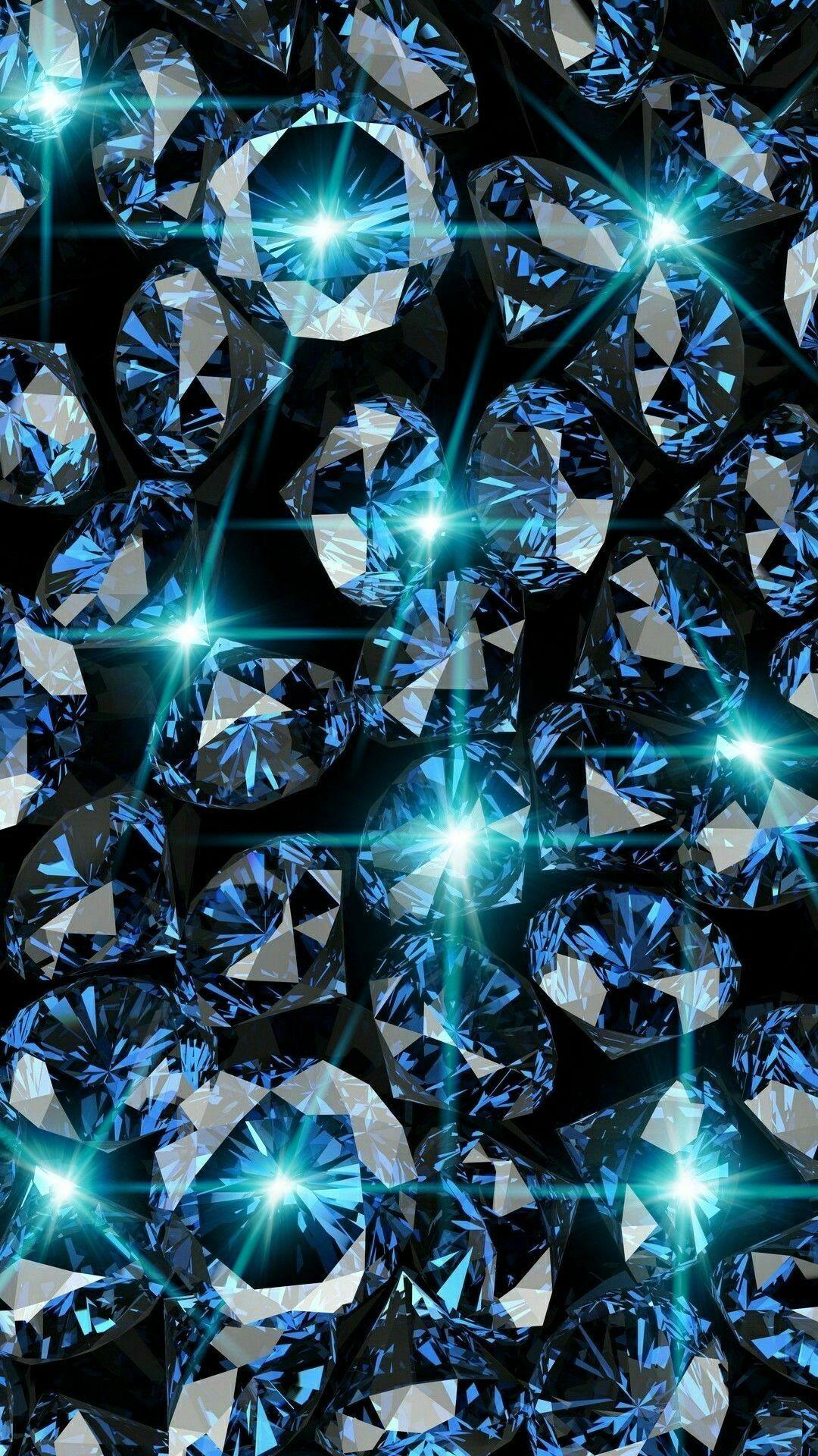 Blue Diamond Wallpapers - Wallpaper Cave