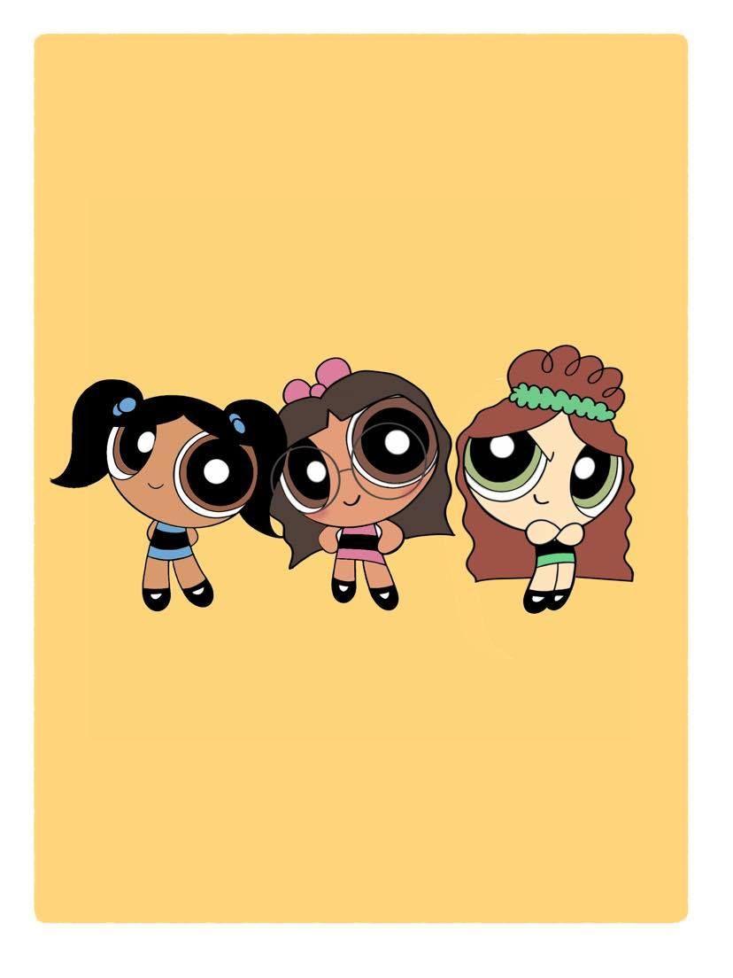 Brown Hair Powerpuff Girls Wallpapers Wallpaper Cave