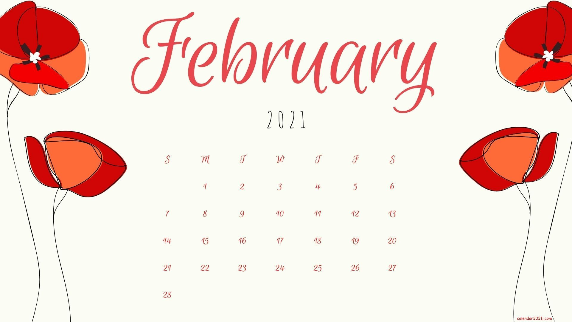 Calendar 2021 Wallpapers - Wallpaper Cave