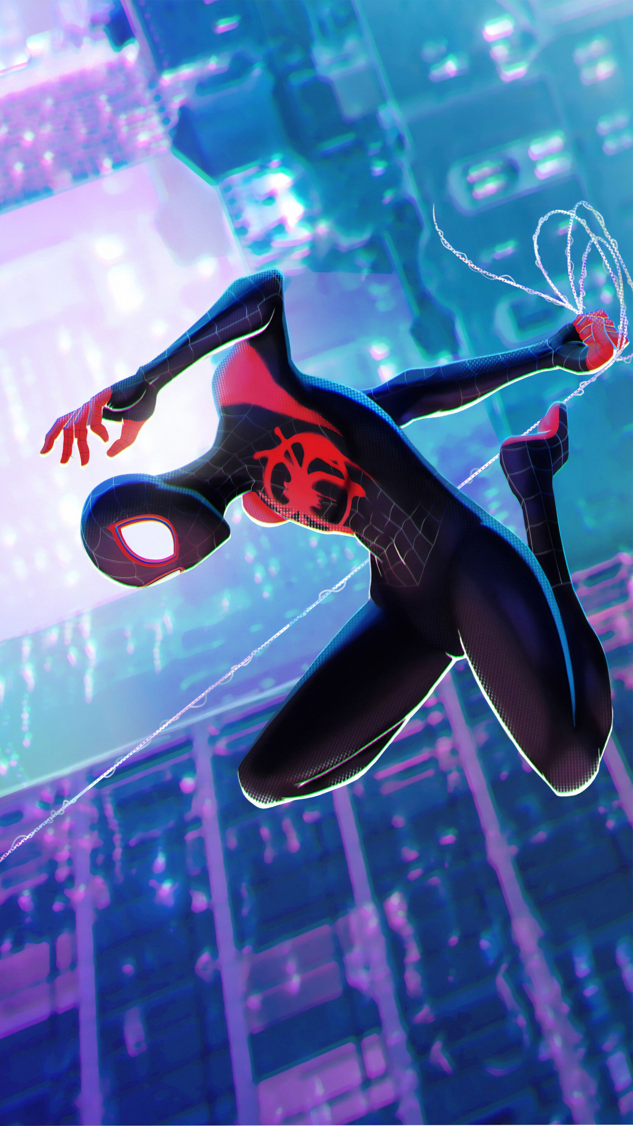 Miles Morales Phone Animated Wallpapers - Wallpaper Cave