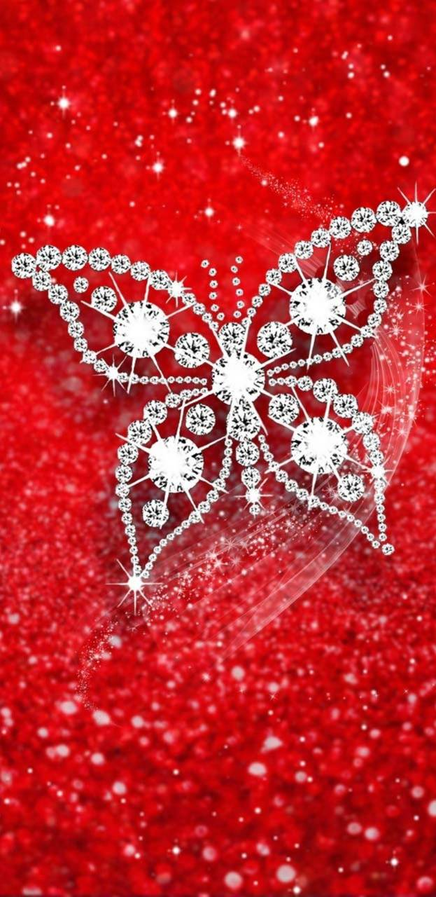 Diamond Butterfly Wallpapers - Wallpaper Cave