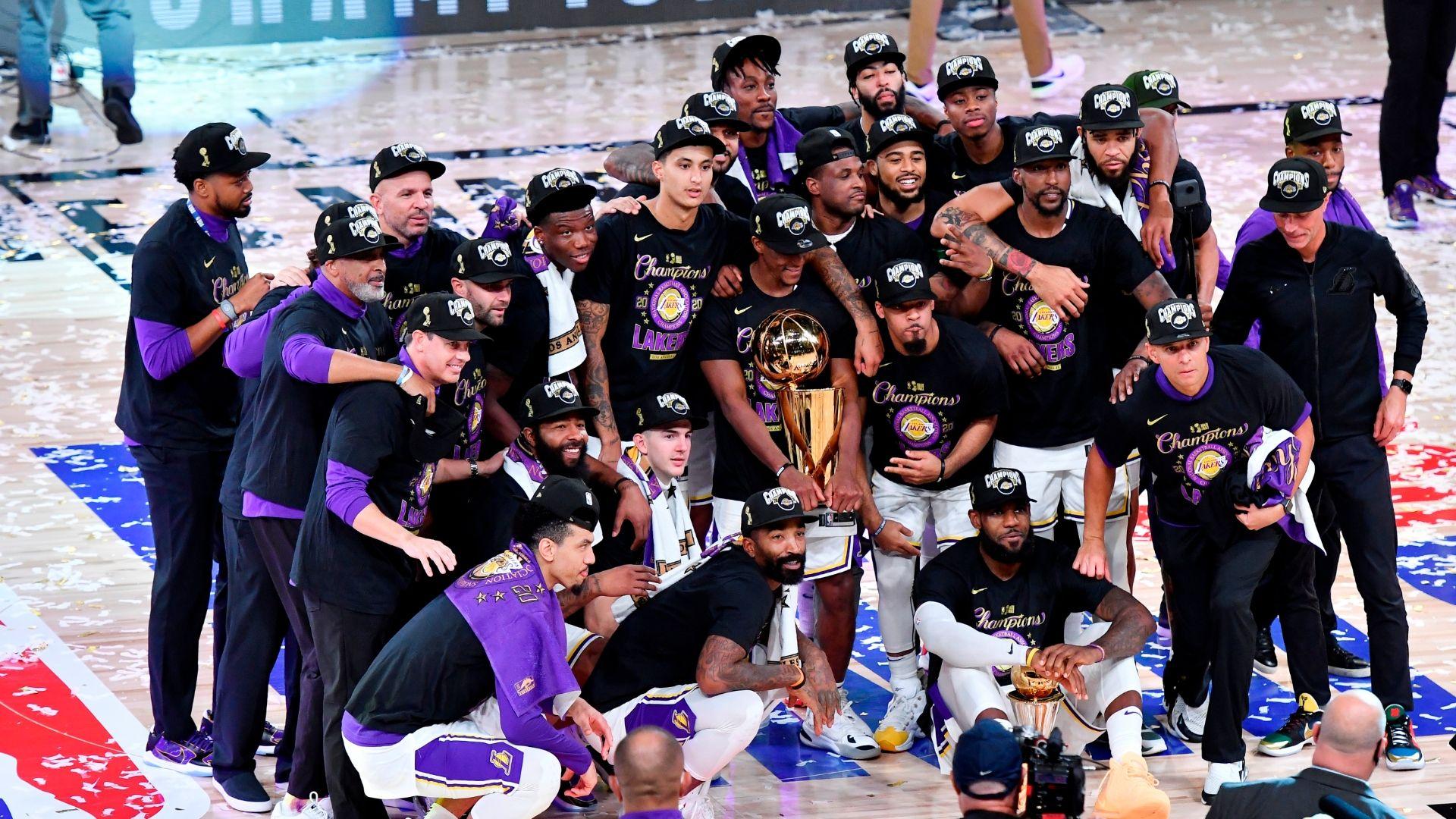 Los Angeles Lakers 2020 NBA Finals Champions Wallpapers - Wallpaper Cave