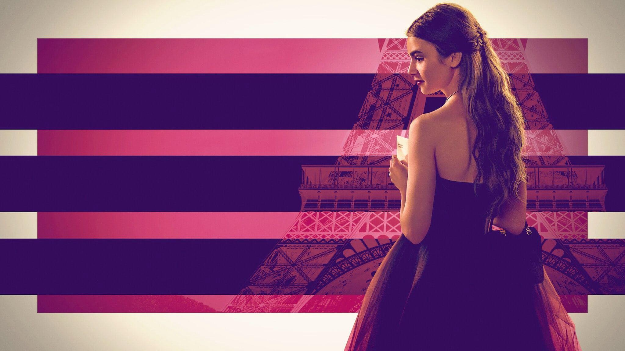 Emily In Paris Zoom Background 3