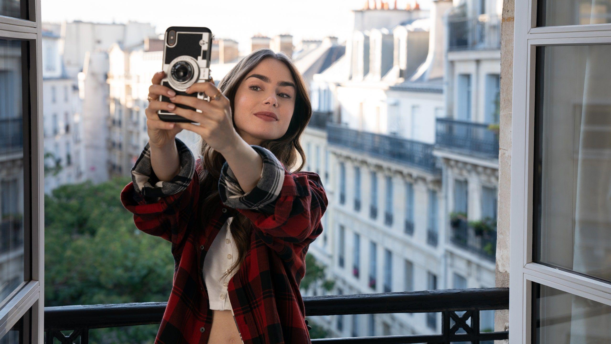 Emily In Paris Background 7