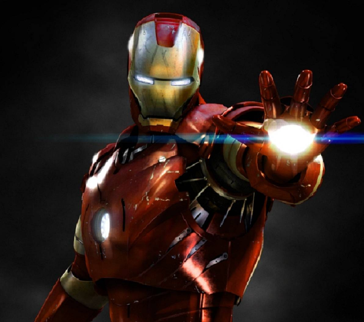 Iron Man Repulsor wallpapers by rothnroller