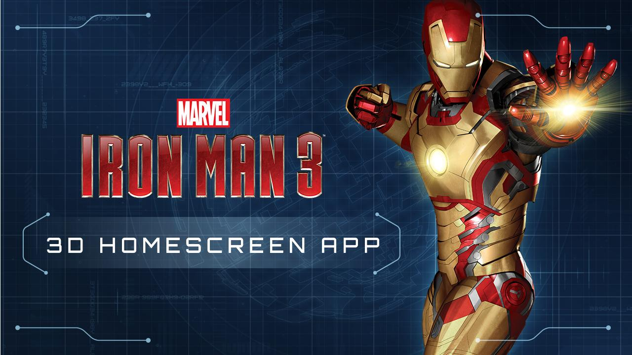 Iron Man 3 Live Wallpapers