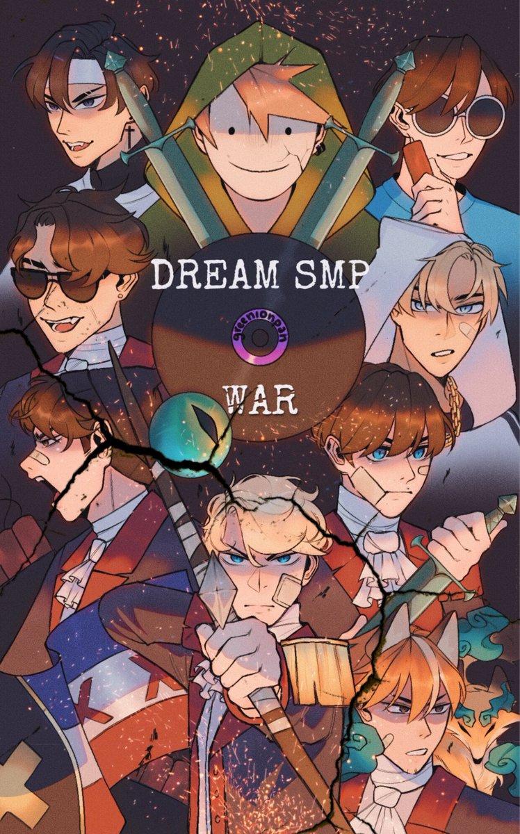 Dream Smp Wallpapers Wallpaper Cave