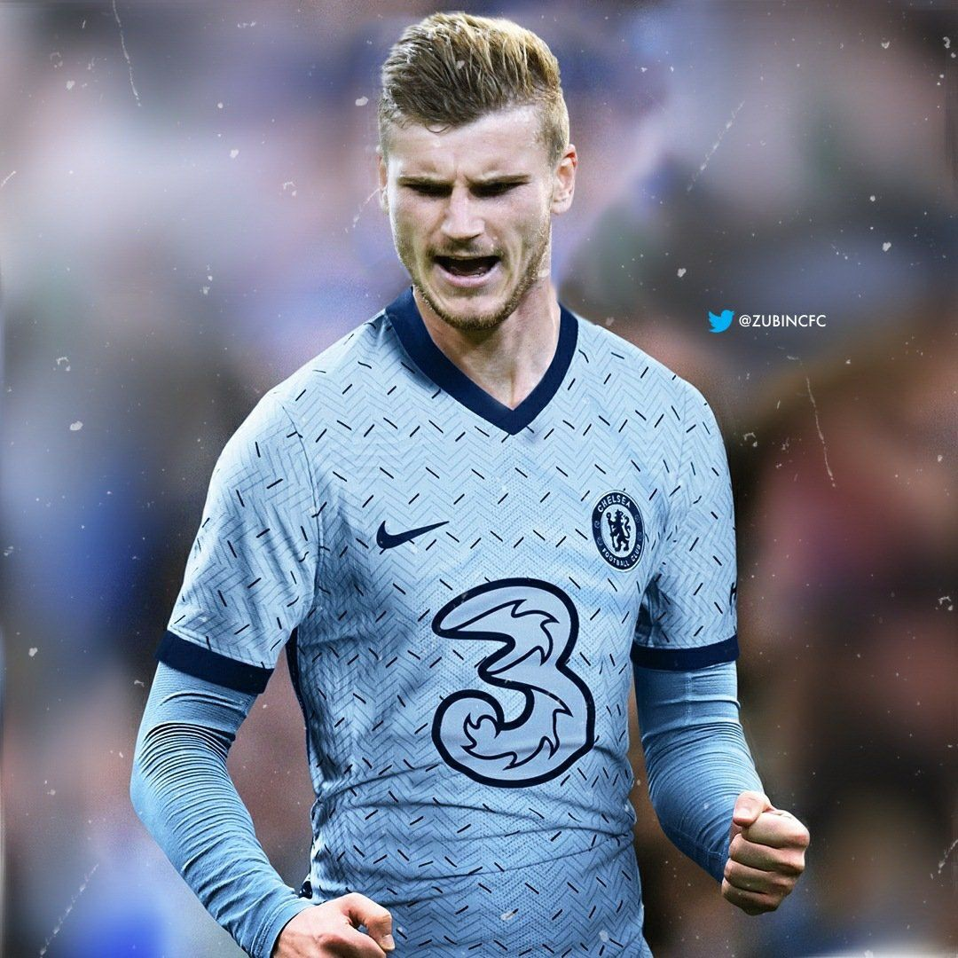 Timo Werner Chelsea Wallpapers - Wallpaper Cave