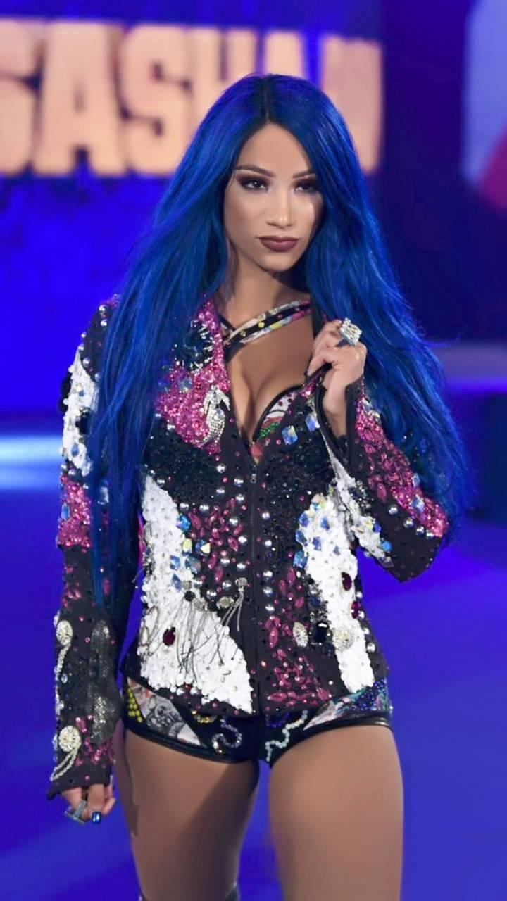 WWE Sasha Banks Wallpapers - Wallpaper Cave