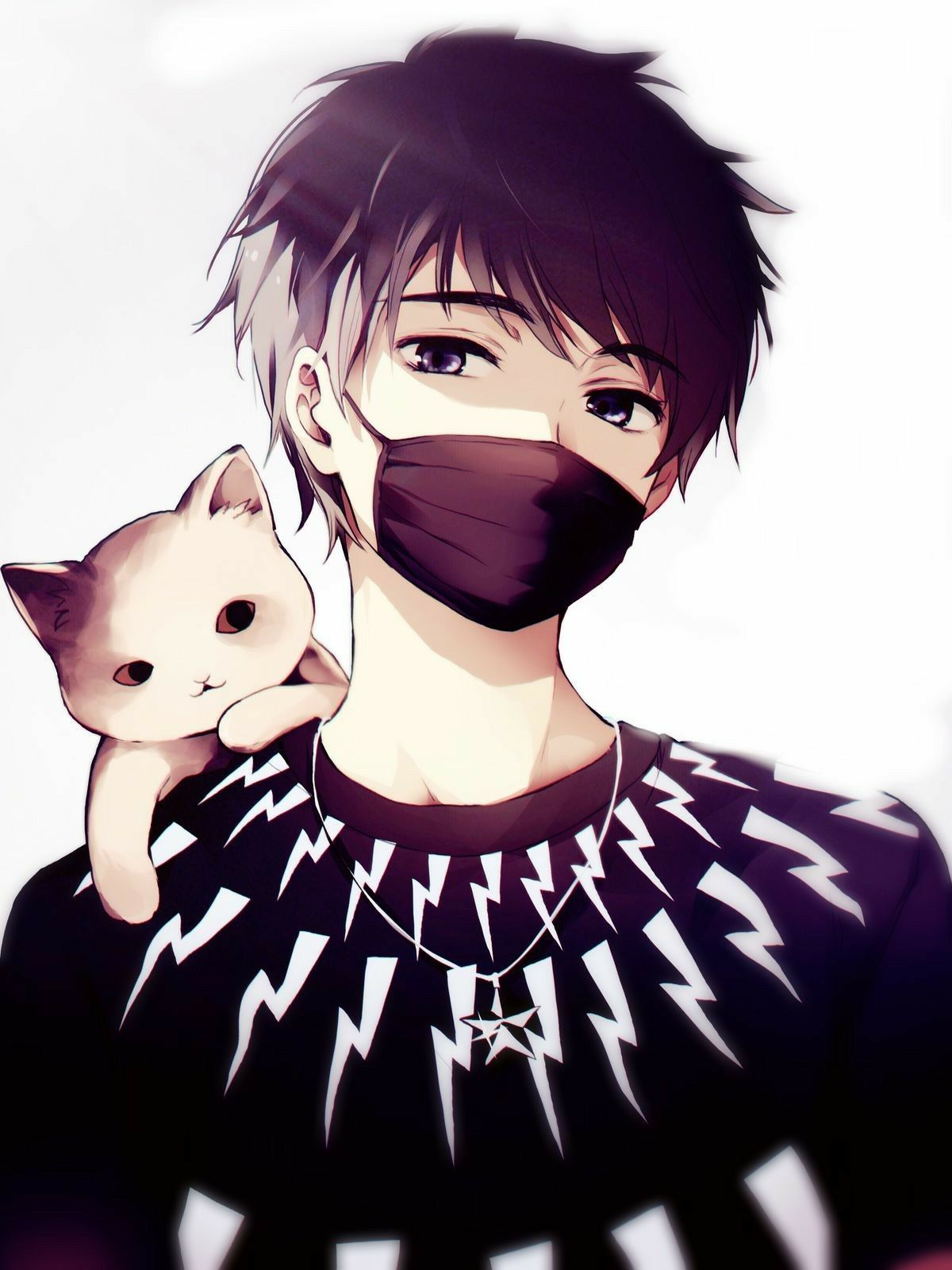 Anime Boy Cool Wallpapers Wallpaper Cave