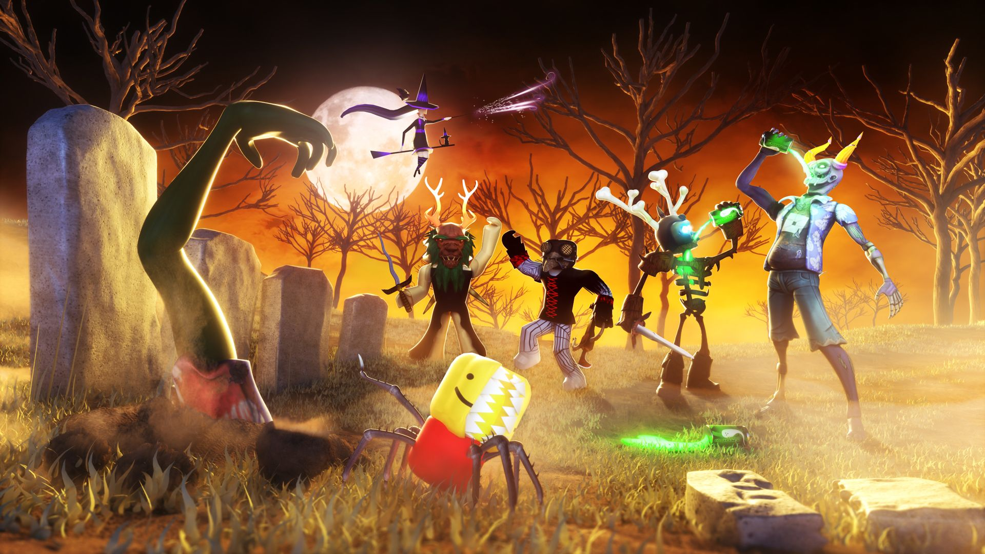 5 Games to Get You in the Halloween Spirit