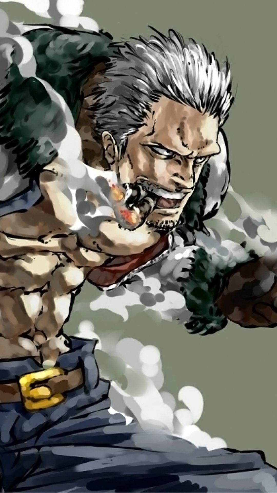 Smoker One Piece Wallpapers - Wallpaper Cave