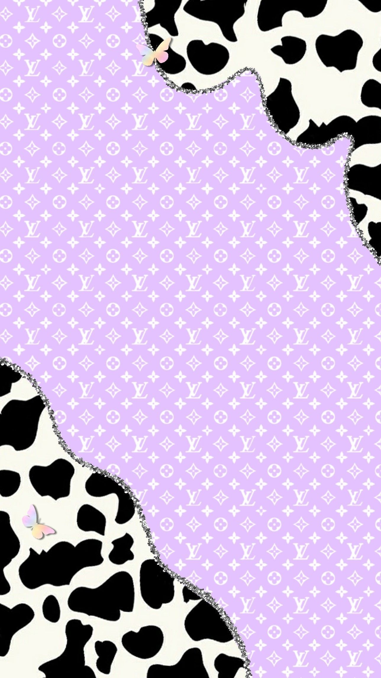 Purple Cow Print Wallpapers Wallpaper Cave The great collection of cow print wallpaper for desktop, laptop and mobiles. purple cow print wallpapers wallpaper