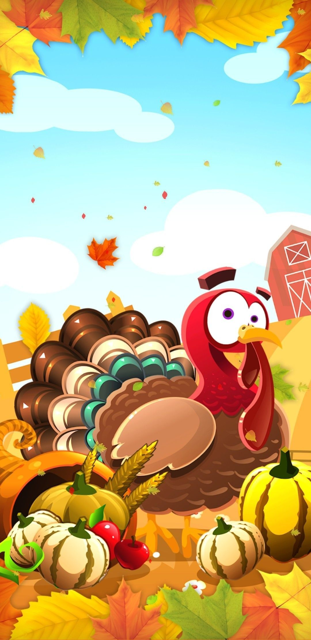 Thanksgiving For Phones Wallpapers - Wallpaper Cave