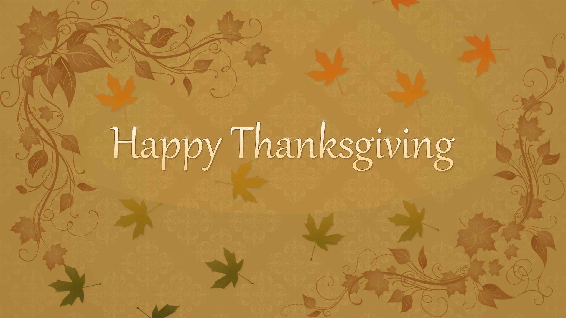 Beautiful Thanksgiving Wallpapers 2020