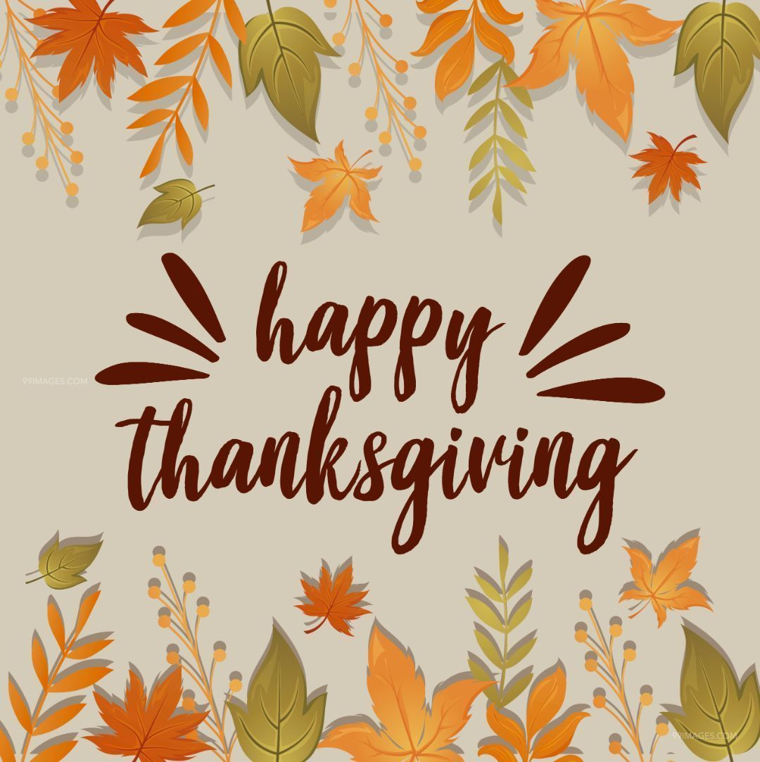 28th November 2019] Beautiful Happy Thanksgiving Day Image, Quotes, Wishes, Messages, Wallpapers HD