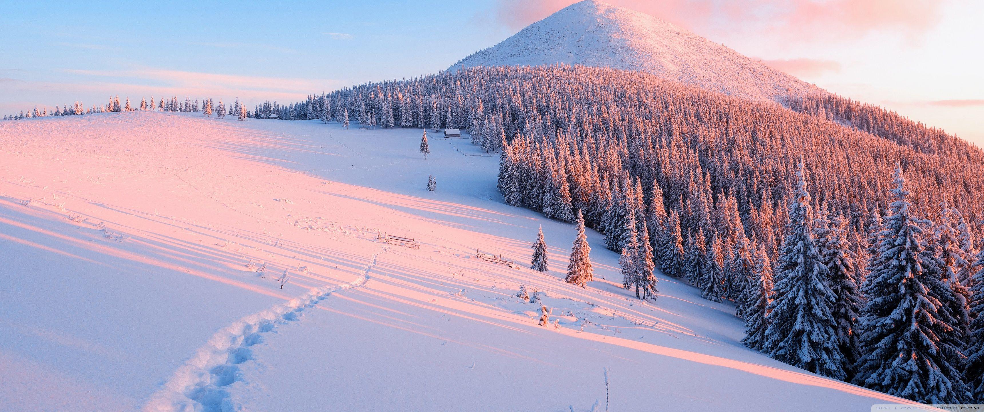 Ultra Wide Winter Wallpapers ...
