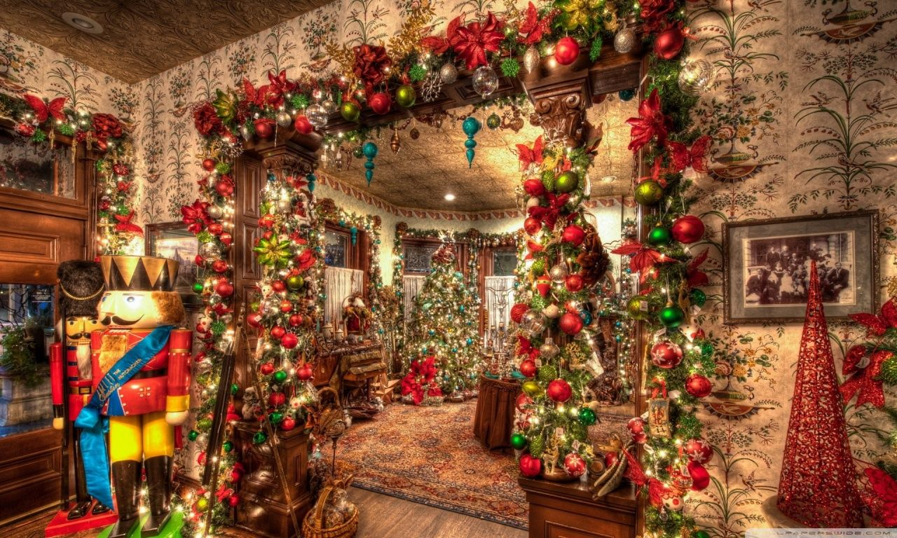 Christmas Inside Home Wallpapers ...