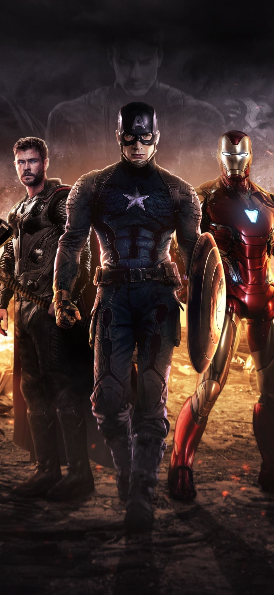 Captain America 4K Android Wallpapers - Wallpaper Cave