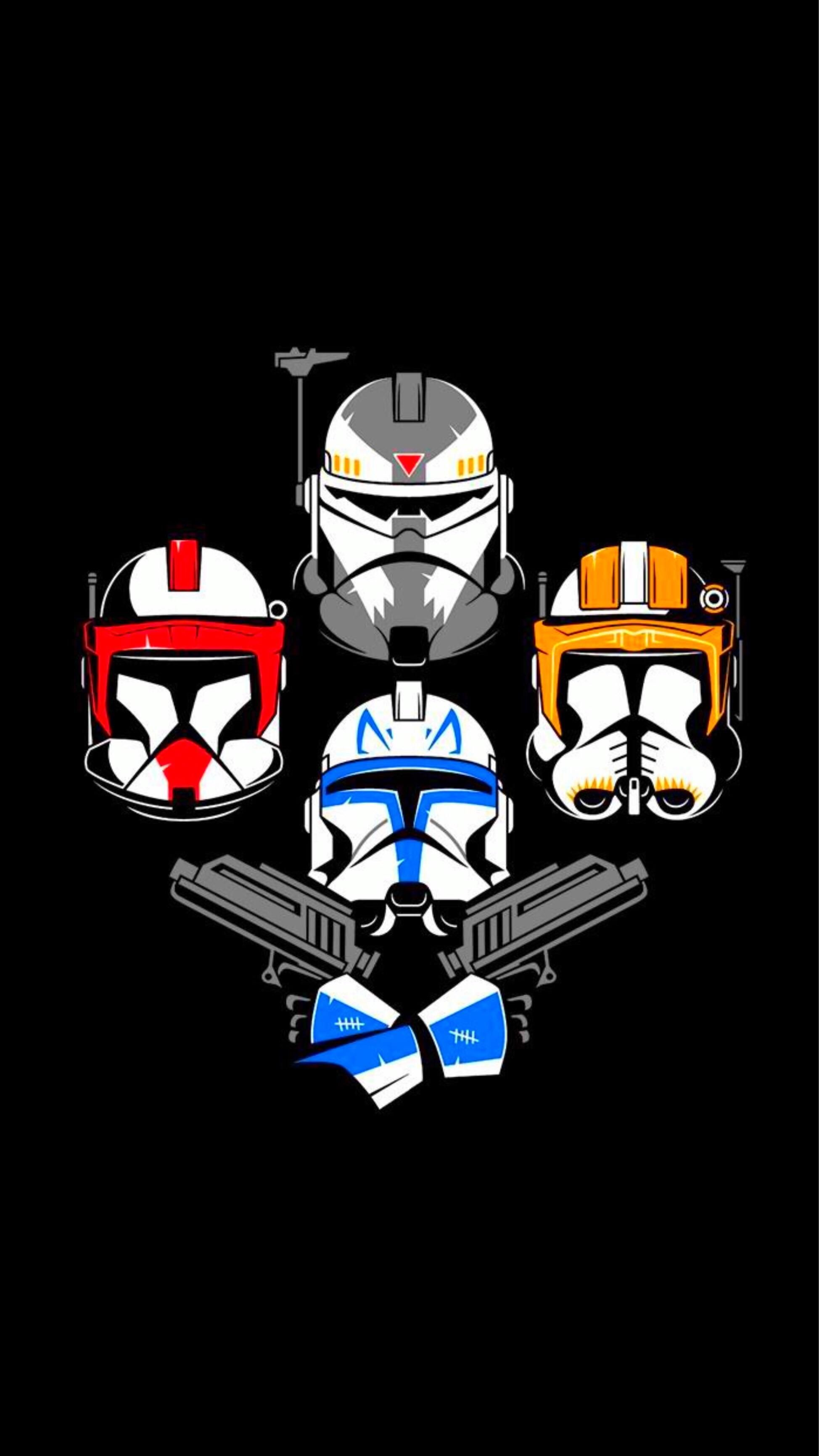 Clone Trooper Helmet Wallpapers Wallpaper Cave
