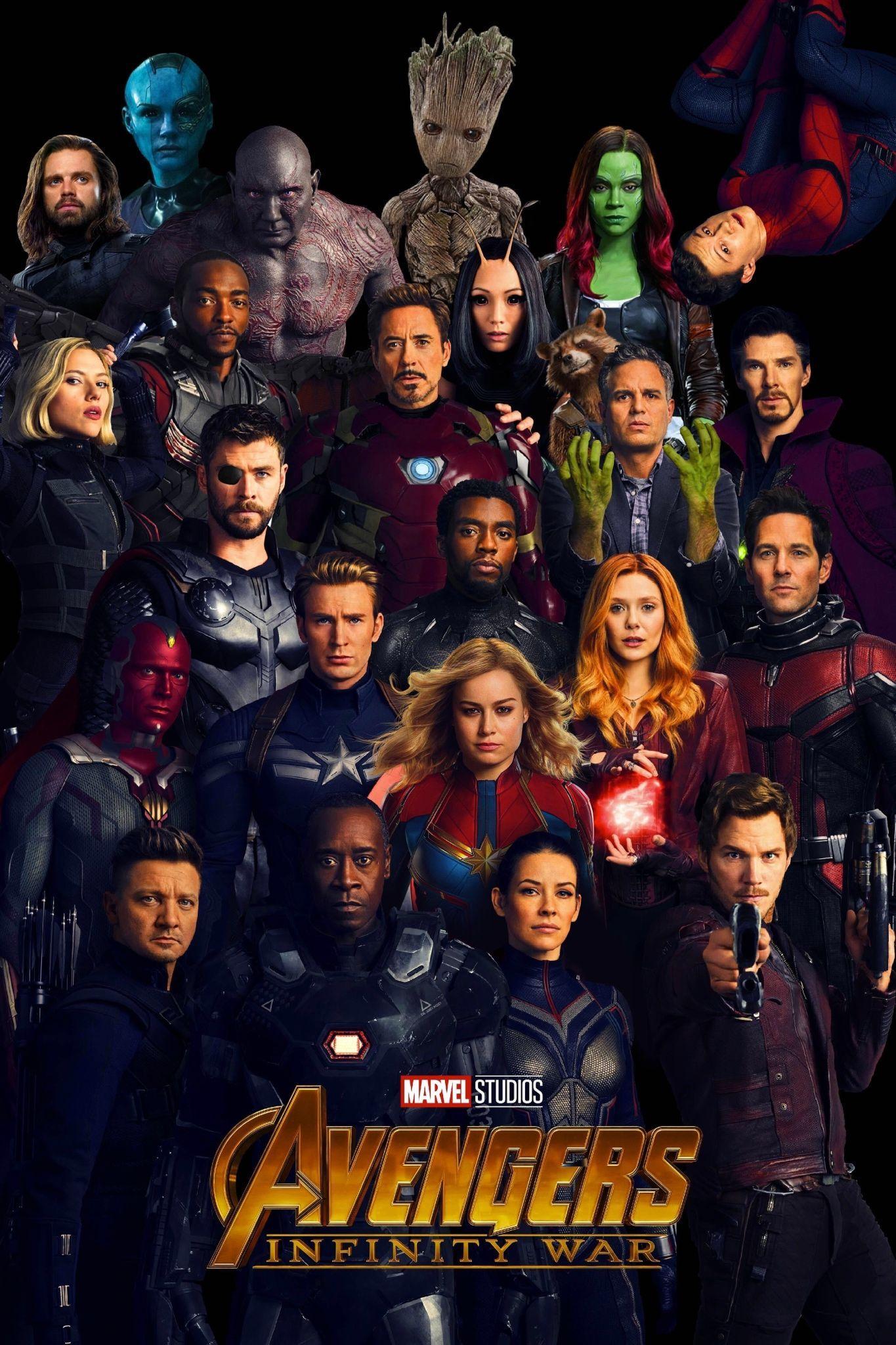 Avengers Members Wallpapers - Wallpaper Cave
