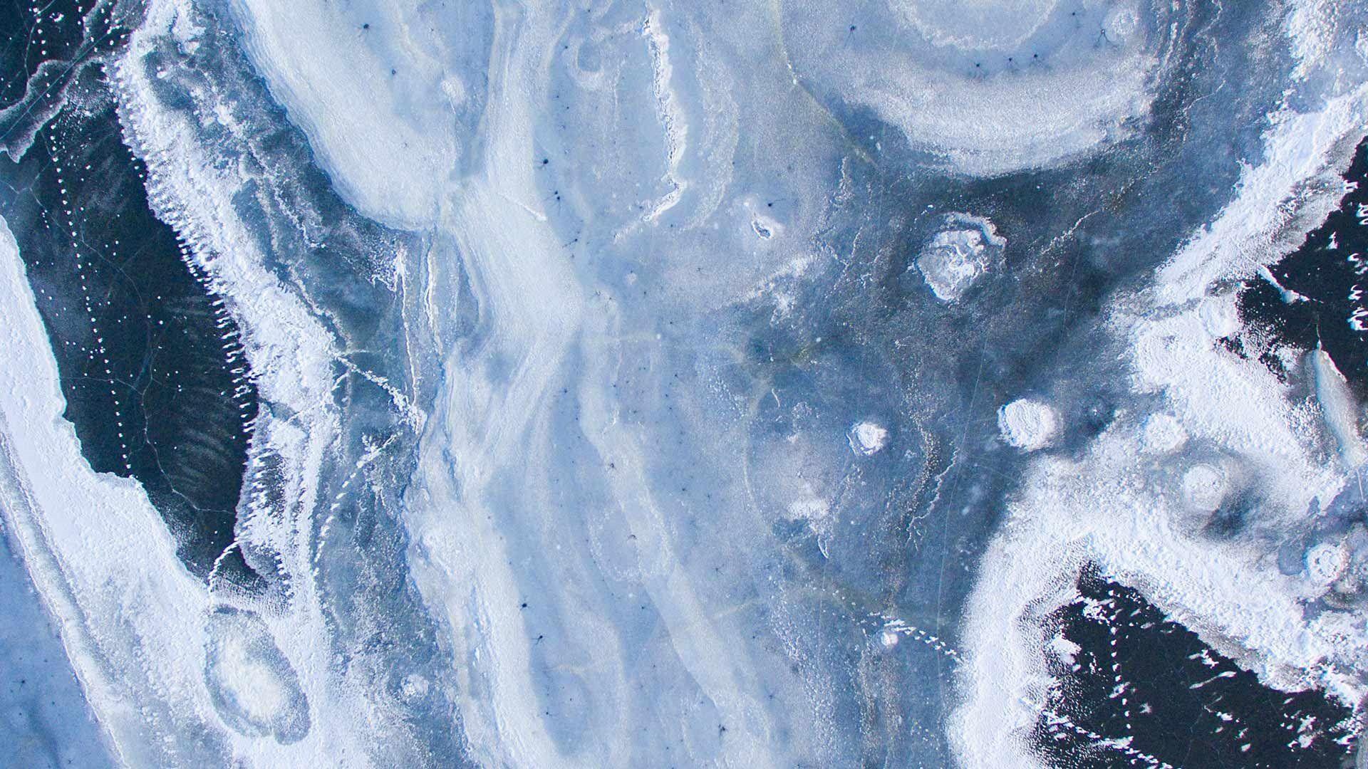 Winter Aesthetic Desktop Wallpapers Wallpaper Cave