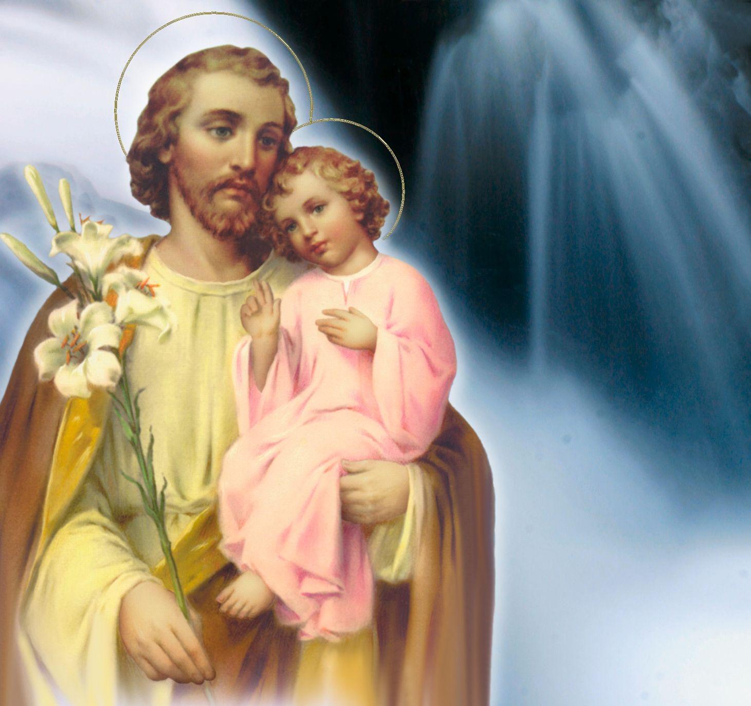 Who was joseph jesus father