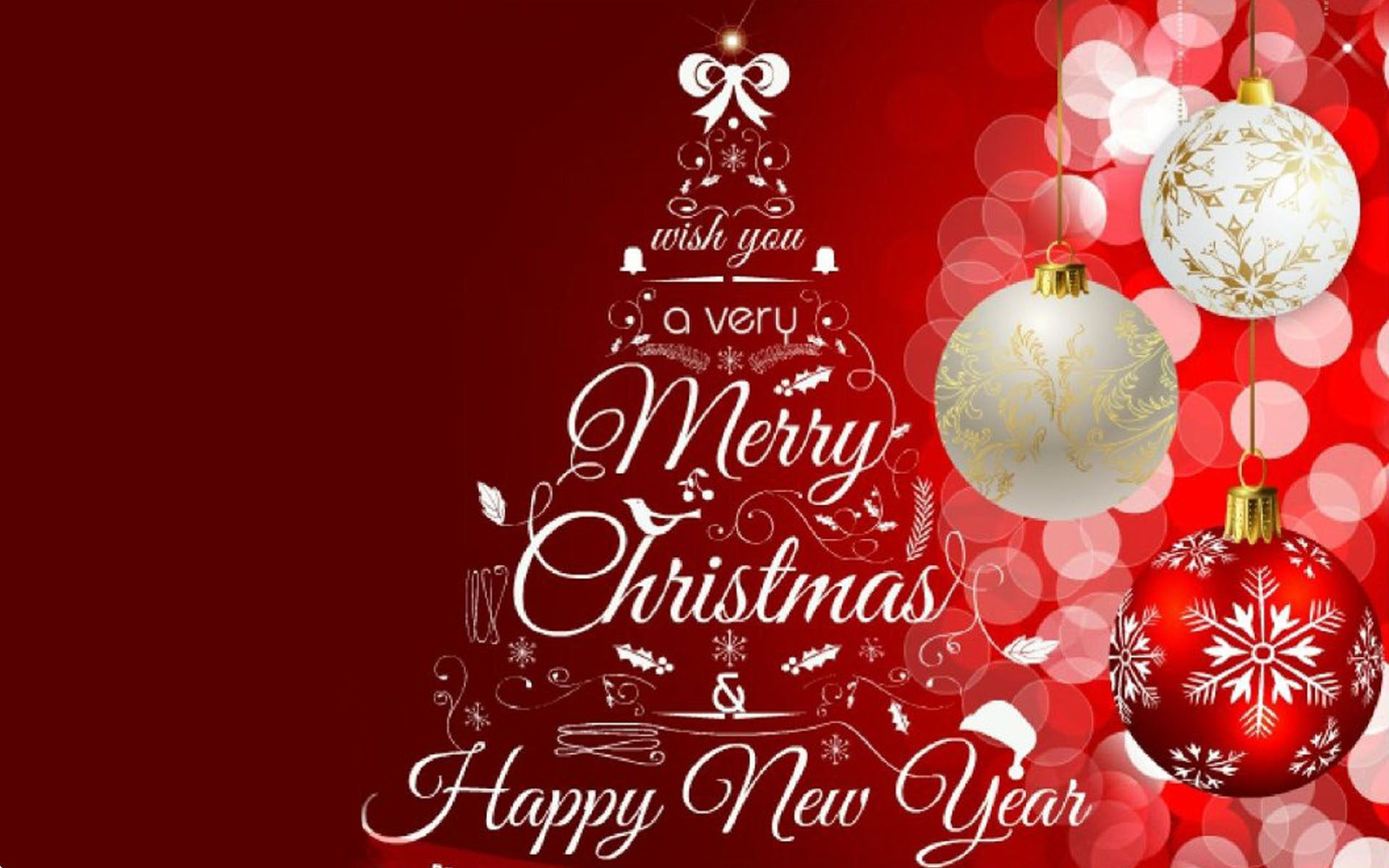 Christmas And New Year Wishes 2021 Merry Christmas Happy New Year 2021 Wallpapers Wallpaper Cave