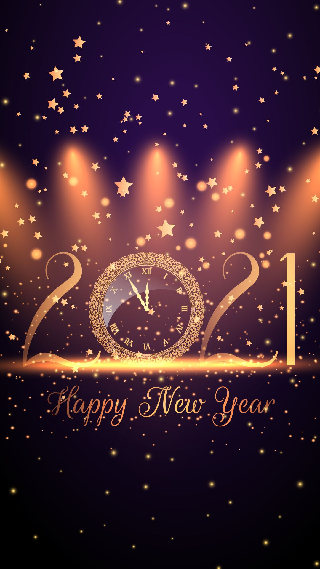 Happy New Year 2021 Full Screen Wallpapers Wallpaper Cave