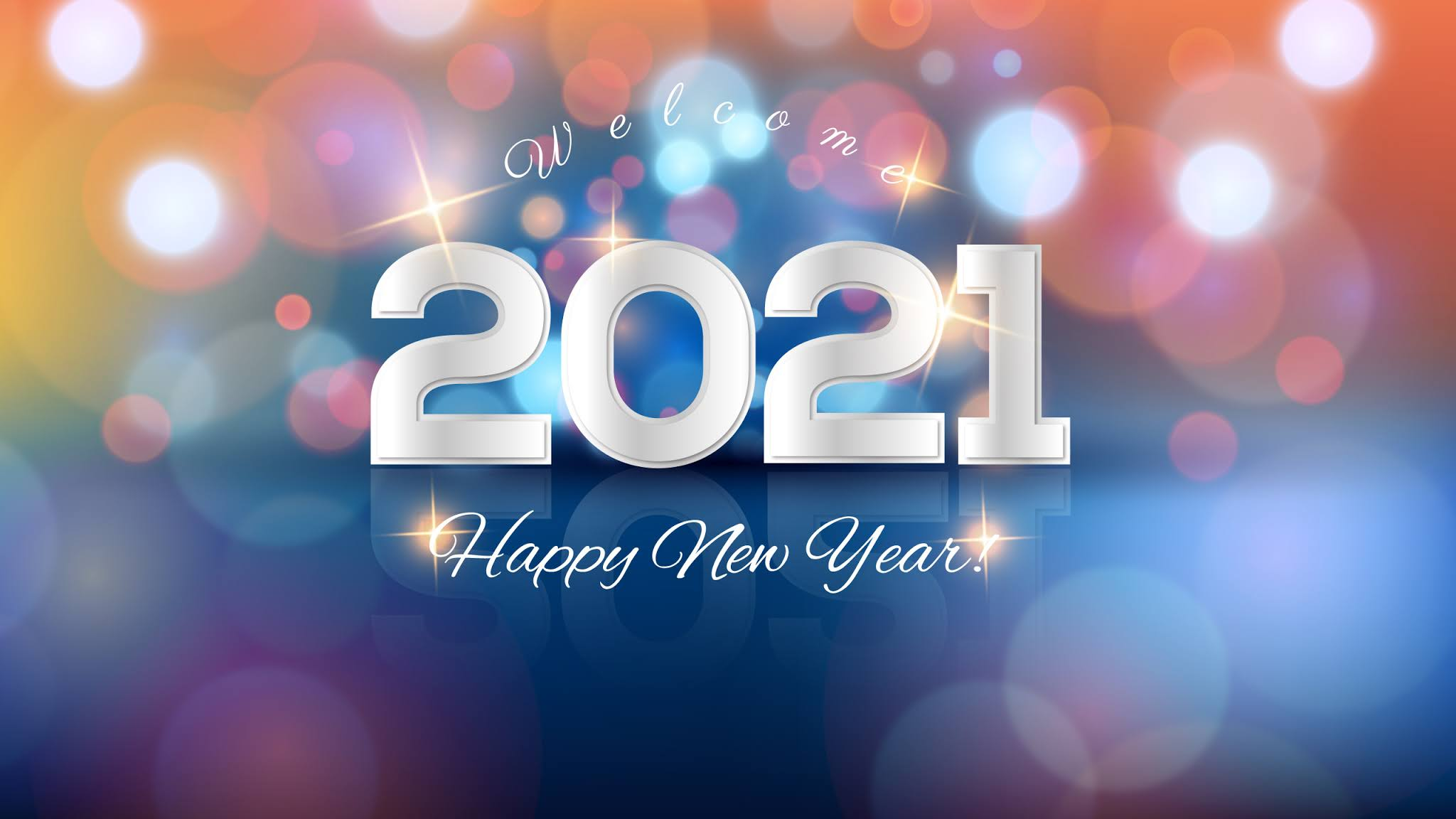 New Year 2021 Wallpapers Wallpaper Cave