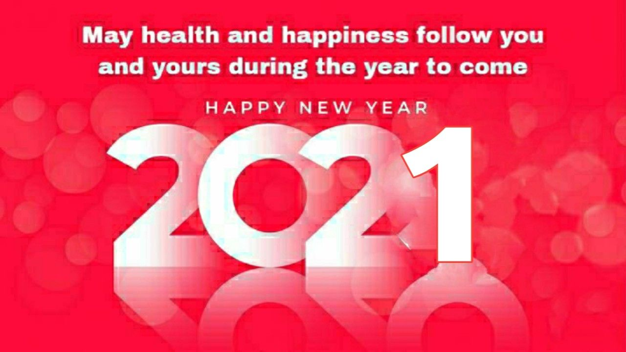 Happy New Year 2021 Full Hd Wallpapers Wallpaper Cave