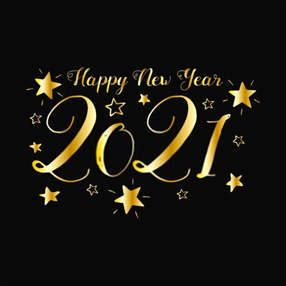 Happy New Year 2021 Wallpapers Wallpaper Cave