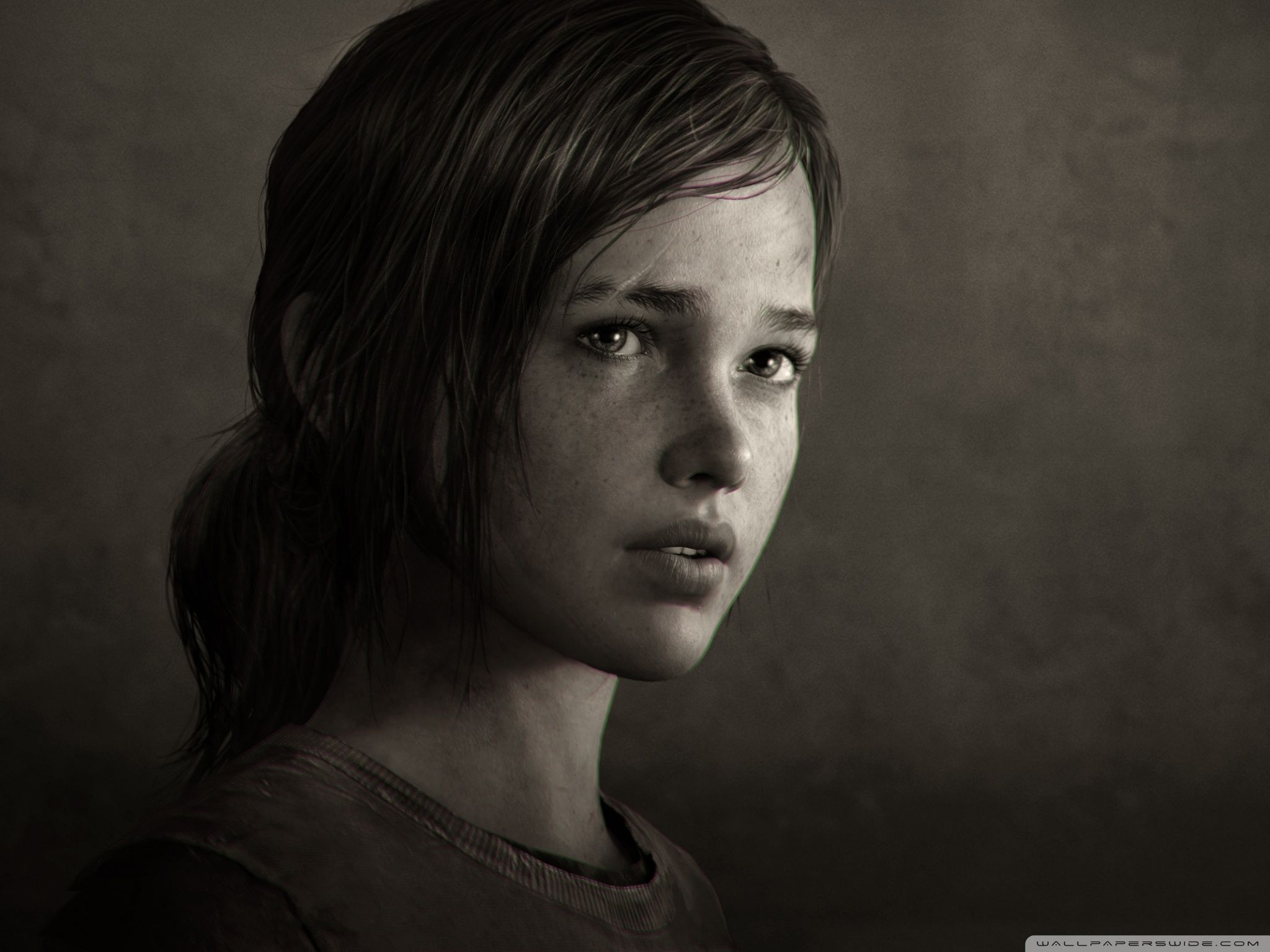 Ellie The Last Of Us Wallpapers Wallpaper Cave