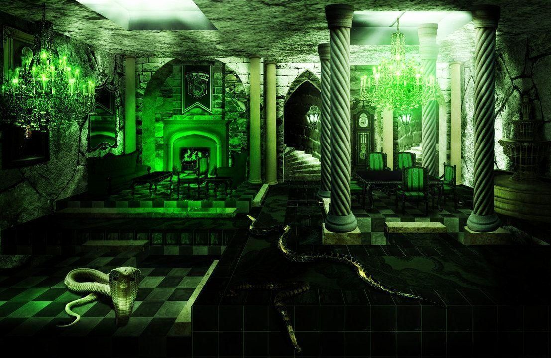 Slytherin Aesthetic Wallpapers Wallpaper Cave