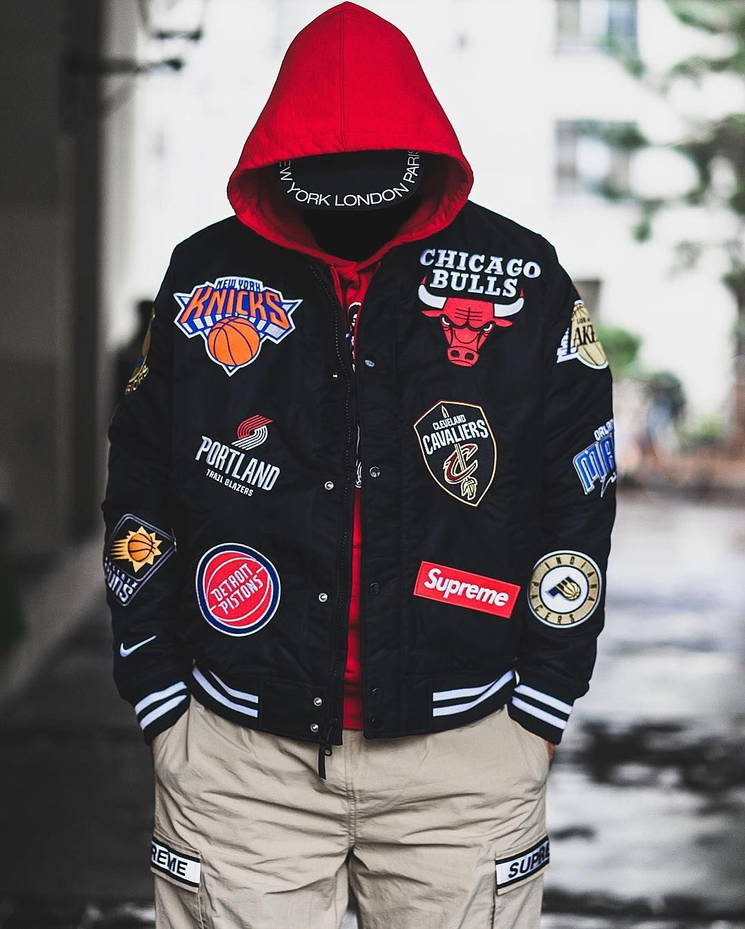 Supreme Jackets Wallpapers - Wallpaper Cave